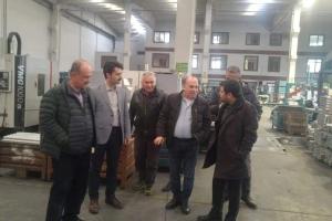 Korucu Makina Elektrik A.Ş'nin sahibi, değerli hemşehrilerimiz Nuri KORUCU ve Hakan KORUCU'yla bir araya geldik.