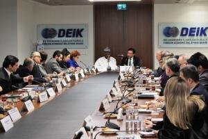 Türkiye-Nijer İş Konseyi DEİK - Toplantısı