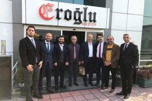 Genç Nevşehirliler, İstanbul'da NEVBİAD Yönetimi ile bir araya geldi