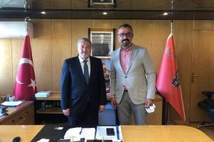 Emniyet Genel Müdür Yardımcısı olarak atanan hemşehrimiz Doç. Dr. Mustafa ÇALIŞKAN'a hayırlı olsun...