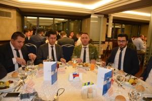 Genç Nevşehirliler Ankarada T.O.B.B İkiz Kulelerinde Bir Araya Geldi...