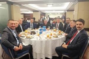 Genç Nevşehirliler Ankara'da Buluştu