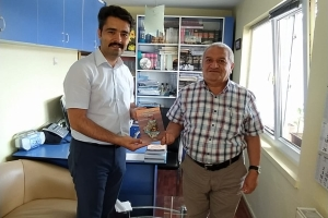 Hemşehrimiz Dr. Faruk Güçlü'ye Ziyaret