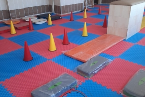 Tuzköy Ortaokulu Spor Salonu Açılışı