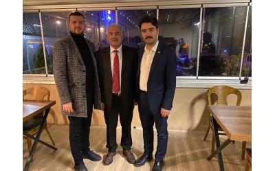 Genç Nevşehirliler ve Nesiad'a Pınarbaşından Akşam Yemeği
