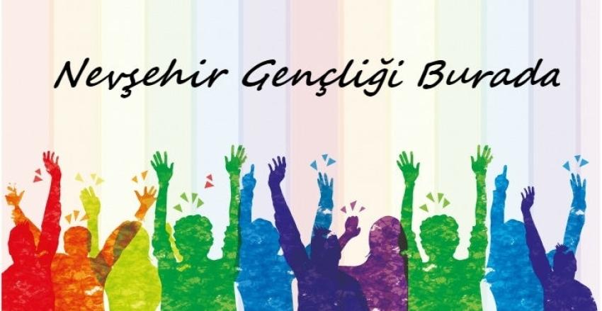 Nevşehir Gençliği Burada...