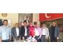 Nevşehir İYİ parti İl Başkanı Ömer Ay'a ve yönetimine ziyaret gerçekleştirdik.