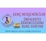 Genç Nevşehirliler Derneğinden Nevşehirli Üniversite Öğrencilerine Burs Desteği