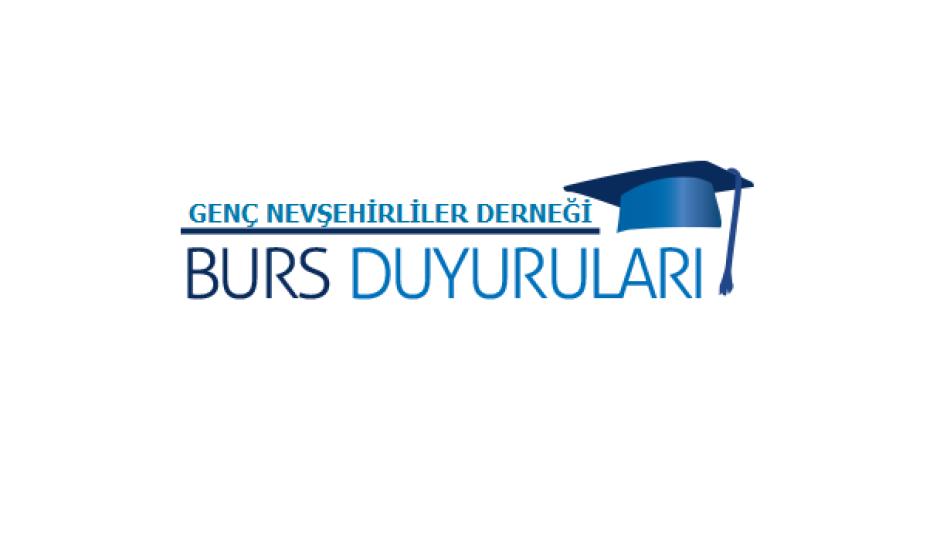 Genç Nevşehirliler Derneği Burs Duyurusu